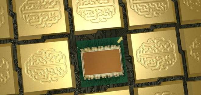 TECNOLOGÍA.- Este nuevo dispositivo ha sido descrito como una supercomputadora del tamaño de una estampilla. Foto: BBCMundo.com