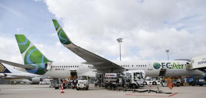 Parte del personal de la aerolínea no quiso viajar a Guinea, Sierra Leona o Nigeria. Foto: AFP