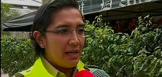 La jefa del circuito Urdesa, María Belén Escobar, explicó en qué consiste el plan de seguridad barrial para reducir las cifras de robo.