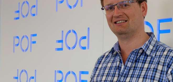 Markus Frind es fundador de Plenty of Fish (POF), el sitio web de citas más grande del mundo.