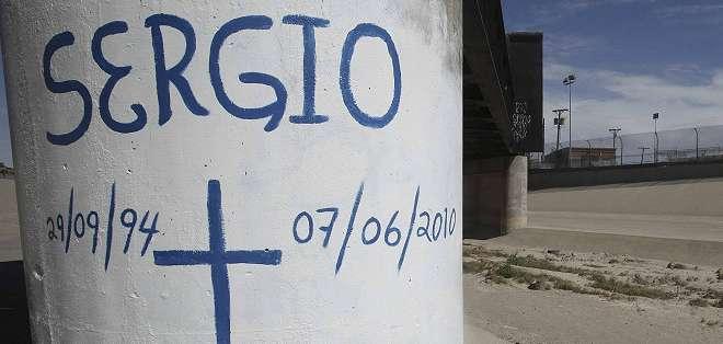 Patrulla Fronteriza de Estados Unidos mató a disparos a un joven mexicano de 16 años por supuestamente tirar piedras a agentes
