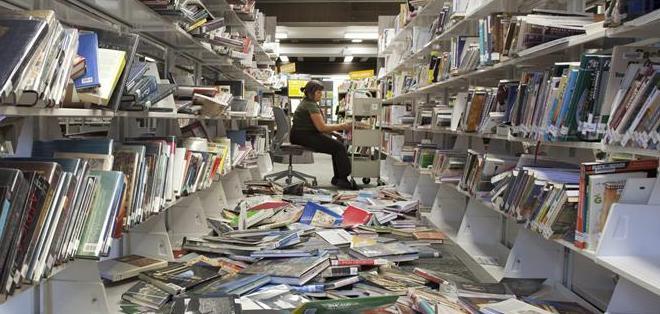 Cifran en 1.000 millones de dólares los daños tras el temblor en California. Foto: EFE