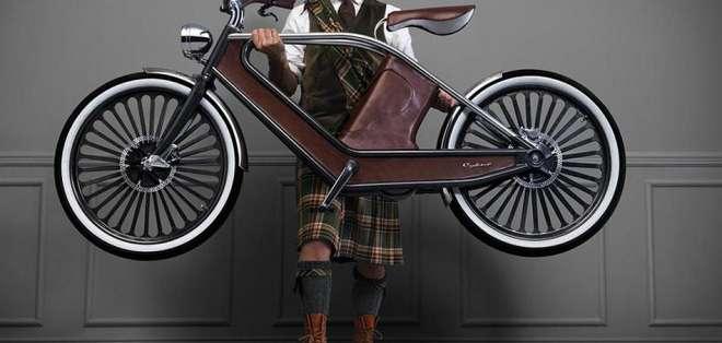 Durante los últimos 10 años, la bicicleta renació gracias a sus materiales ligeros.