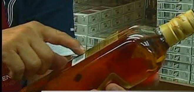 El impuesto fue analizado como una posibilidad por el presidente Rafael Correa para reducir el consumo de productos nocivos.