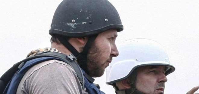 Sotloff fue el segundo periodista estadounidense decapitado por el Estado Islámico.