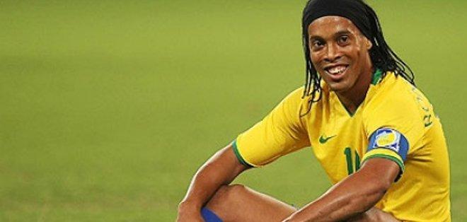 Ronaldinho podría debutar este viernes en México.