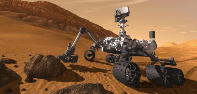 El explorador marciano le costó a la NASA un total de 2.500 millones de dólares.