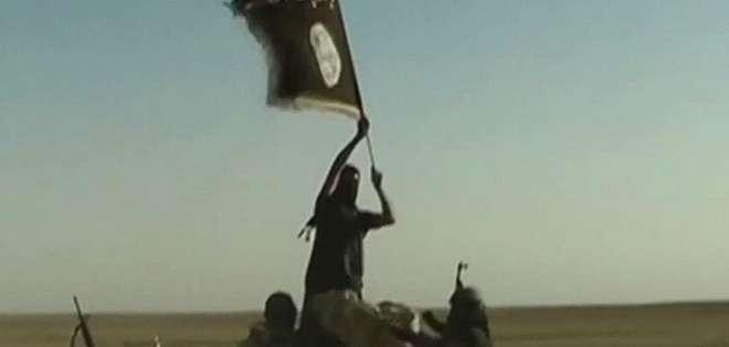 El número de militantes de EI está entre 20.000 y 30.000 repartidos entre Irak y Siria.