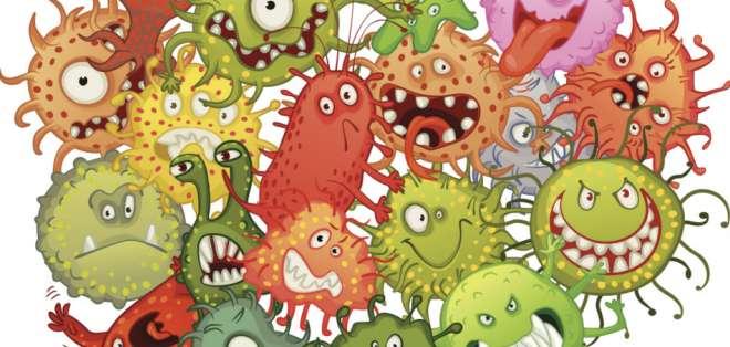 Hay organismos resistentes que pueden establecerse en toallas, azulejos y vestuarios comunes.