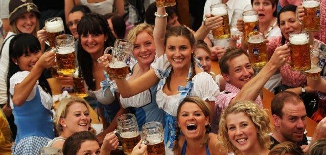 ALEMANIA.- Múnich será la sede desde el fin de semana de una de las fiestas más populares del mundo. Foto: Internet