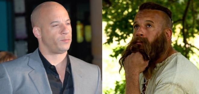 """El actor de """"Fast and Furious"""" interpretará esta vez a un cazador de brujas que recibe una terrible maldición en """"The Last Witch Hunter""""."""