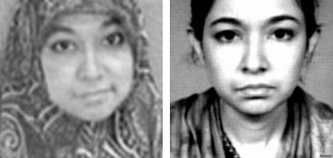 """""""Lady al Qaeda"""", la mujer que se convirtió en ícono"""