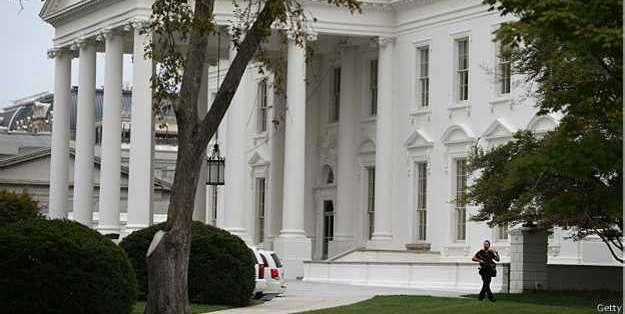 EE.UU.: el intruso en la Casa Blanca llegó más lejos