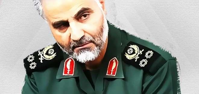 IRAK.- El general Qasem Soleimani solía ser poco conocido, pero cuenta con la confianza del líder supremo de Irán, el ayatolá Alí Jamenei.