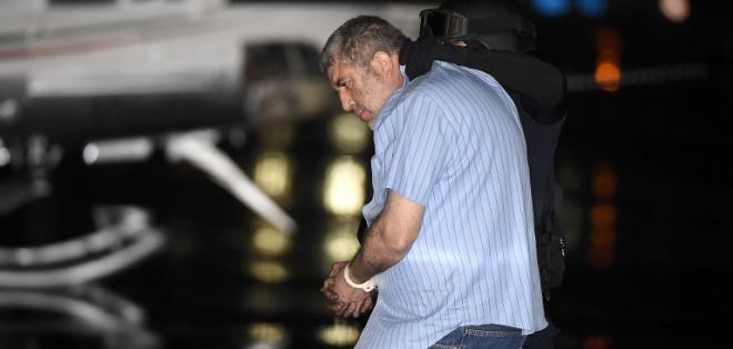La Policía Federal mexicana detuvo este jueves a Vicente Carrillo Fuentes alias 'El Viceroy'. Foto: AFP