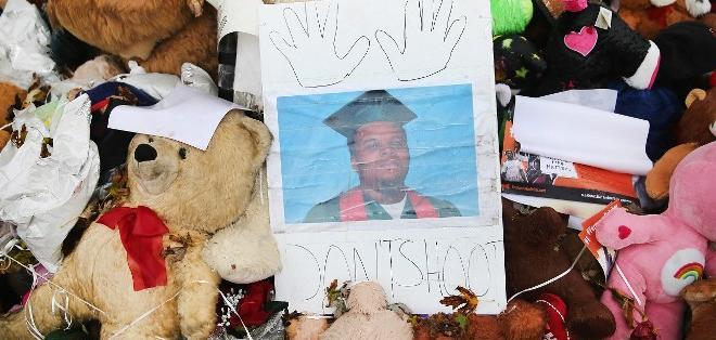 Muerte de otro joven negro genera nuevos disturbios en Misuri, Estados Unidos. Foto: AFP