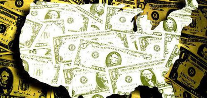 Estados Unidos alberga el 41% de personas cuya fortuna supera el millón de dólares en todo el mundo.