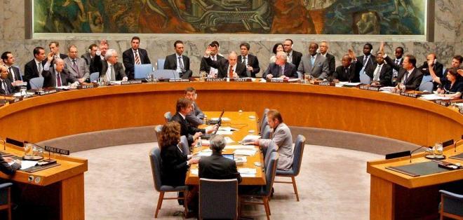 El Consejo de Seguridad está compuesto por cinco miembros permanentes, entre ellos Estados Unidos. Foto: Internet