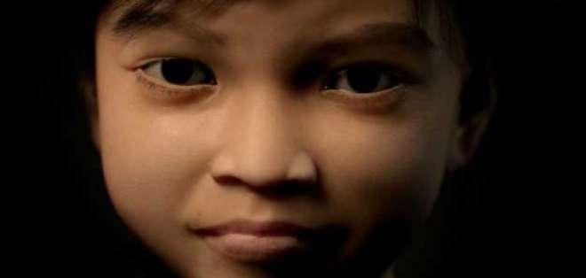 Sweetie es el apodo genérico de una niña virtual creada por la organización pro derechos humanos Terre des hommes.
