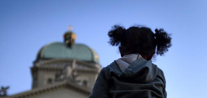 Latinoamérica discute en Ecuador sobre migración riesgosa de niños. Foto: AFP
