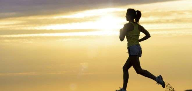 Correr es un deporte barato.