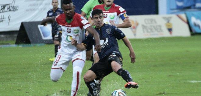 Independiente no hay podido ganar en sus dos últimos juegos. Foto: API.