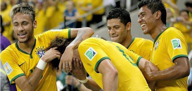 Neymar esta vez no pudo llevarse el show.