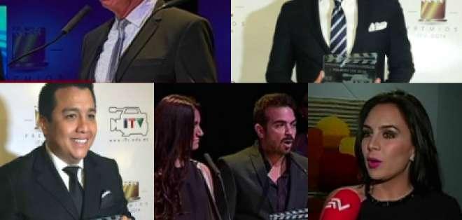 Ecuavisa se llevó 9 galardones de los premios ITV en su décimo novena entrega.