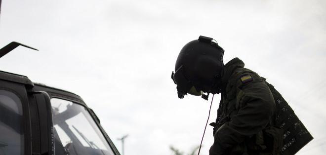 COLOMBIA.- La operación de liberación incluye a otros dos soldados capturados por las Fuerzas Armadas Revolucionarias de Colombia. Foto: AFP