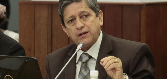 Los empresarios se reunieron hoy con el ministro Carlos Marx Carrasco. Foto: API