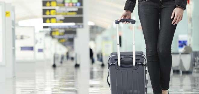 Tres tecnologías para que dejes de odiar viajar con maleta