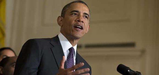 """Al Ansi declaró que Obama ordenó el asalto """"pese a nuestra advertencia de que no debía cometer ninguna tontería""""."""