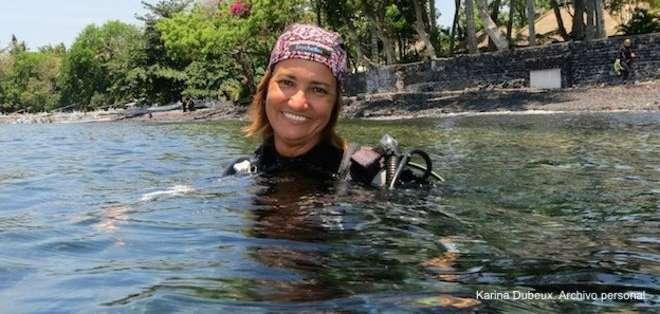 Asombrosa historia de una brasileña que sobrevivió al tsunami de 2004