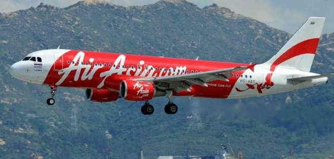 AirAsia es una aerolínea de bajo costo que es muy popular en la región (Foto de archivo).