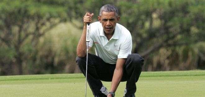 Obama pide disculpas a una pareja por alterar sus planes de boda
