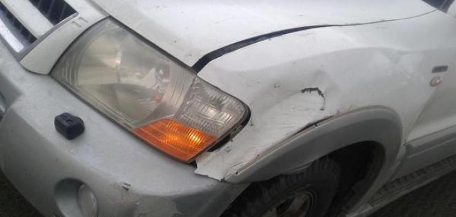El vehículo habría sido detenido en el secror de Puerto Hondo, cerca de Guayaquil.