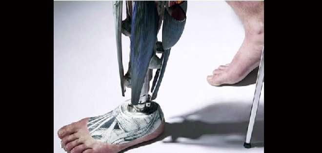 La mujer que crea prótesis que reflejan la personalidad