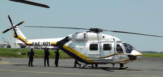 La historia de los helicópteros Dhruv en el Ecuador ha estado llena de problemas.