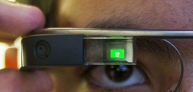 Google esperaba lanzar las gafas al mercado en 2014.