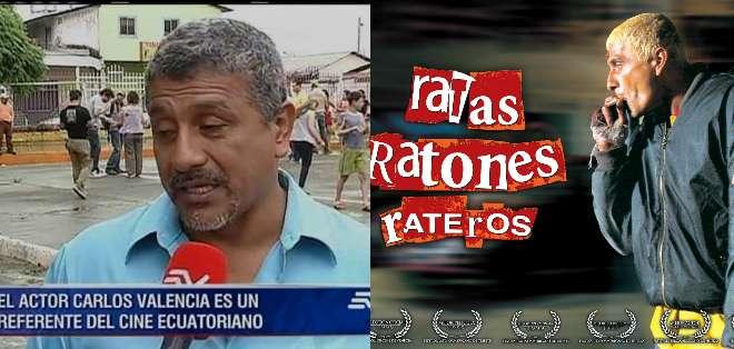 """El reconocido protagonista de """"Ratas, Ratones y Rateros"""" habla sobre sus próximos proyectos."""