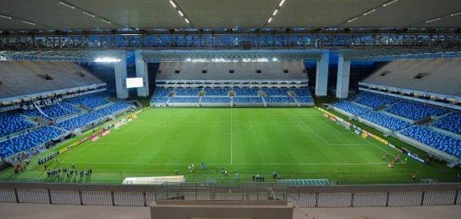 La construcción y remodelación de los estadios fue uno de los puntos  más polémicos del muncial.