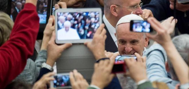 """VATICANO, Italia.- La Santa Sede confirmó la """"intención"""" del papa Francisco de realizar una visita de estado al Ecuador. Fotos: EFE y Ecuavisa"""