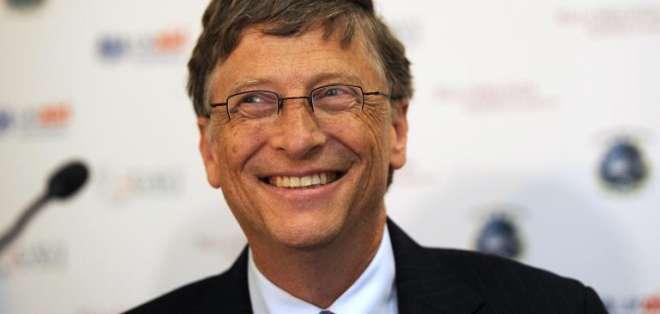 La Fundación Bill Gates ha invertido millones de dólares en la investigación contra el sida.