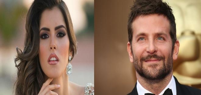 EE.UU.- Paulina Vega indica que le gustaría salir con el actor estadounidense.