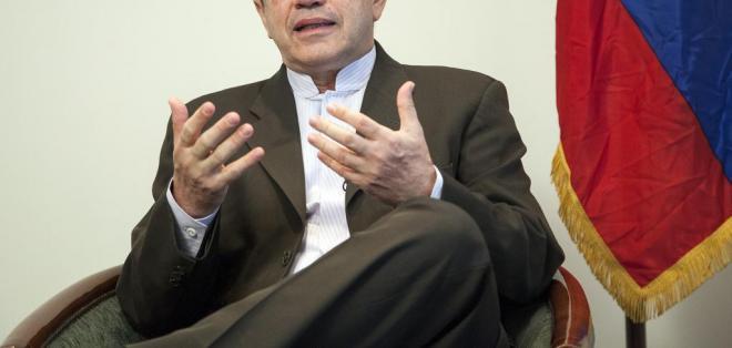 ECUADOR.- El canciller Ricardo Patiño anunció un próximo encuentro con sus colegas aunque sin fijar fecha. Foto: Cancillería