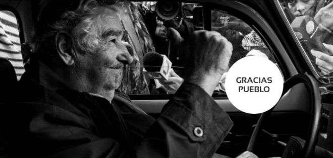 Mujica deja el poder el próximo 1 de marzo.