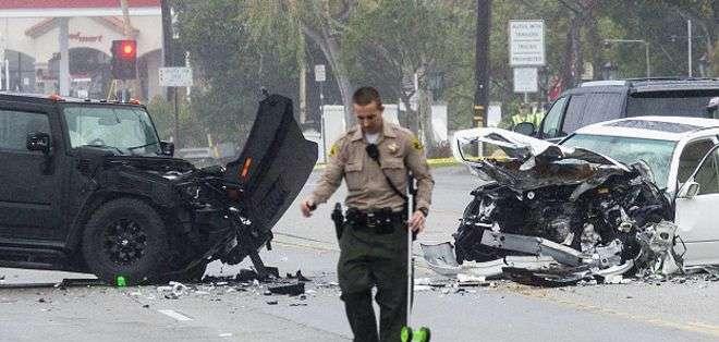 Las autoridades investigan si hay paparazzi involucrados en el accidente.