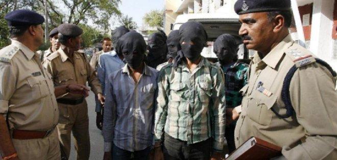 Los medios de comunicación indios publican todos los días informaciones relacionadas con violaciones. Fotos: Archivo