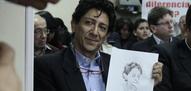 ECUADOR.- Según 'Bonil', es un proceso absolutamente sin fundamento desde el punto de vista jurídico. Fotos: API