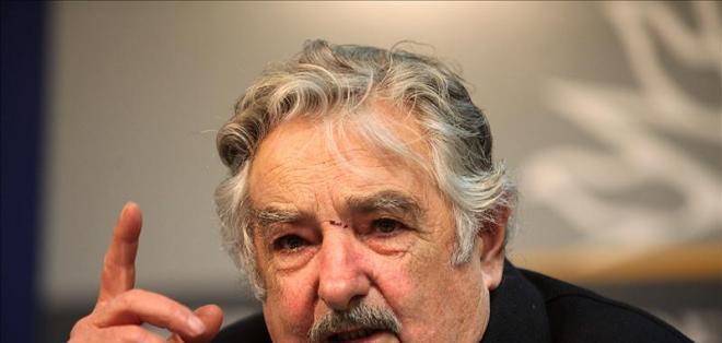 """Mujica dijo que """"la integración precisa un liderazgo, y ese liderazgo se llama Brasil""""."""
